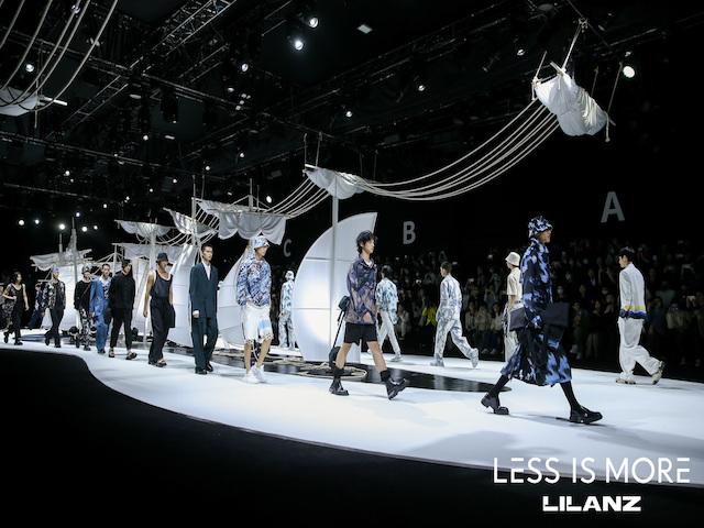 """上海时装周闭幕大秀:利郎LESS IS MORE以""""光明之城""""惊艳亮相"""