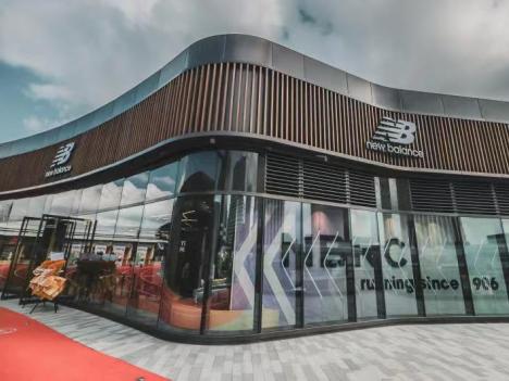 百年速度,燃情本色 New Balance 全球跑步概念店正式启幕