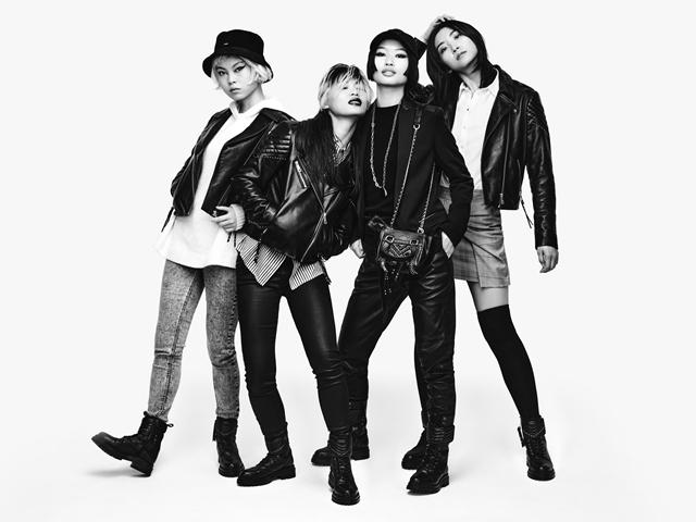 IKKS Paris全新秋冬限量版Leather Story胶囊系列 ―― 摇滚精神,经典自由
