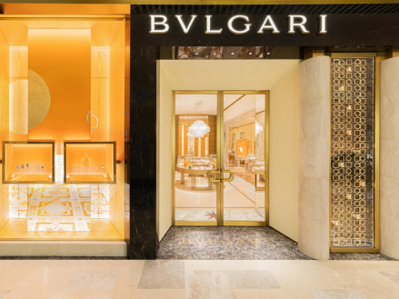 BVLGARI宝格丽武汉恒隆广场精品店闪耀开幕