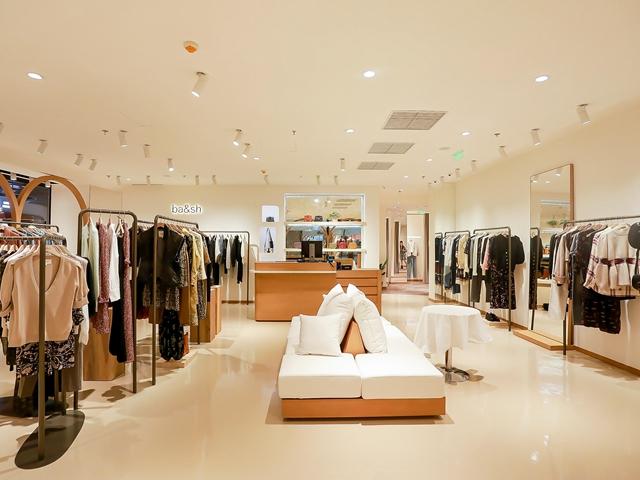 法式时尚又添打卡新地标 ba&sh概念店入驻上海前滩太古里