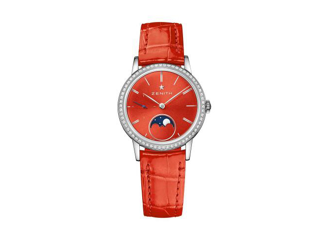 新年添点红 6万元左右红色女表推荐