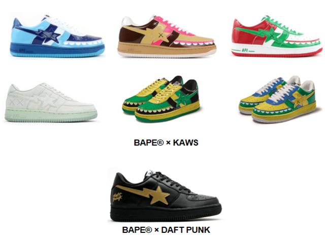 BAPE STA【TM】 2021全新系列正式发布 猿祖鞋款重塑,进化新作集结