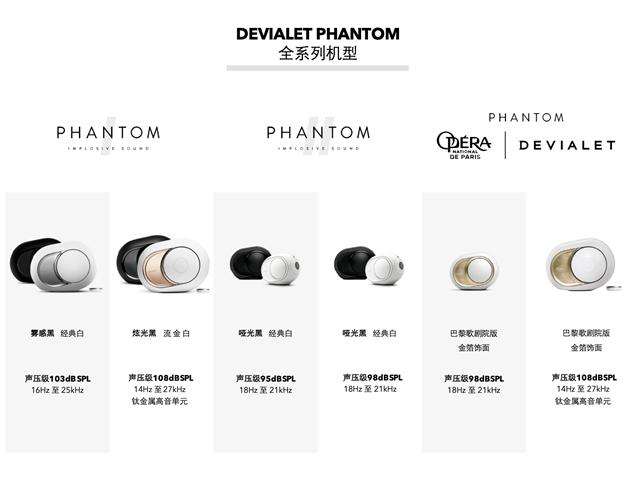 DEVIALET帝瓦雷升级PHANTOM I,以旗舰级系列音响掀起又一次颠覆性革新