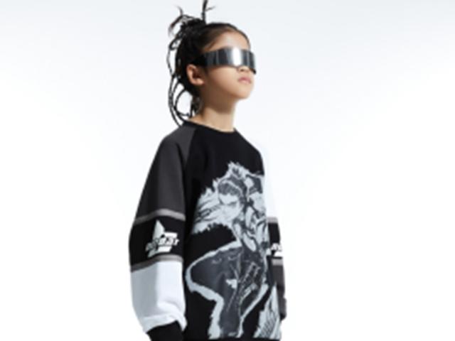 《新神榜:哪吒重生》IP联名款热卖 轻奢潮童品牌Outride越也全维度品牌升级