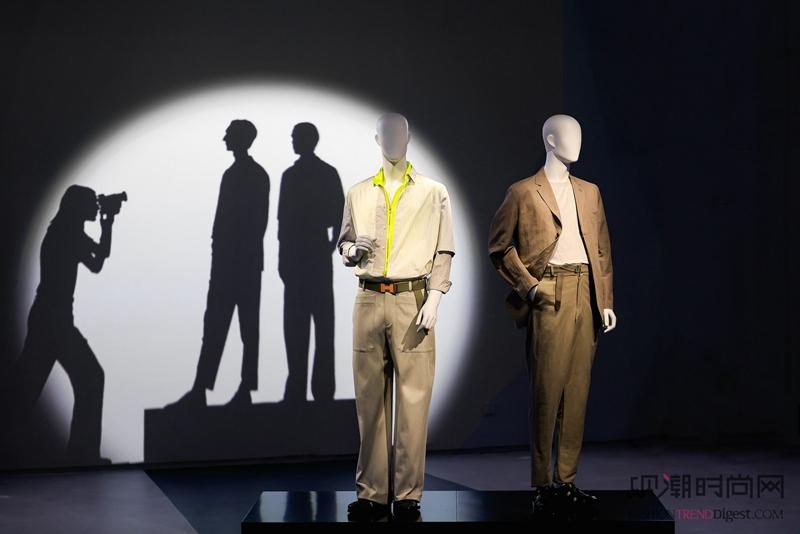 爱马仕男性世界镜头之外展览