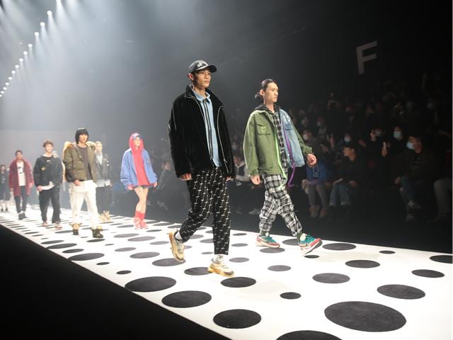 国潮新定义,HIPANDA空降上海时装周
