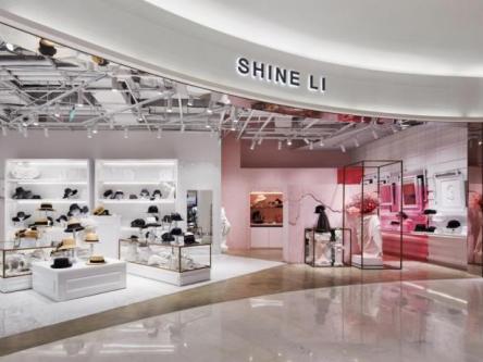 国内帽饰设计师品牌SHINE LI受邀入驻京东奢品