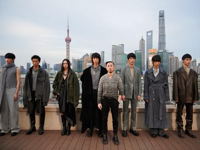 SEAN SUEN 21AW上海秀场――平庸的怪物