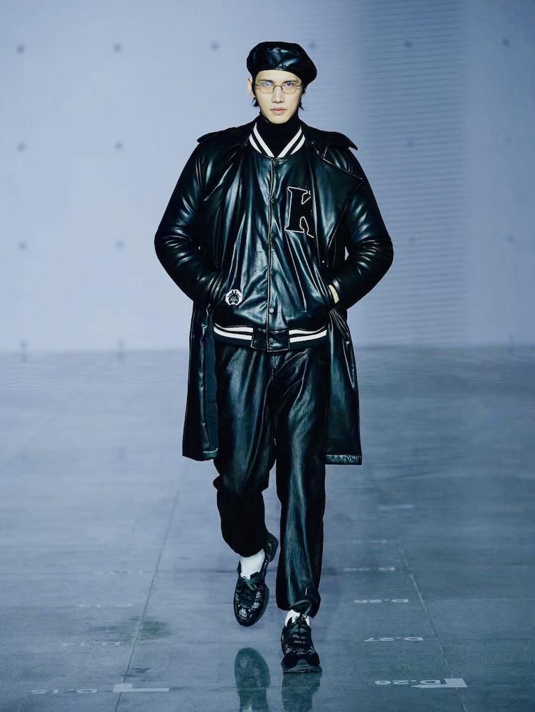 Kappa运动时装系列中国首...
