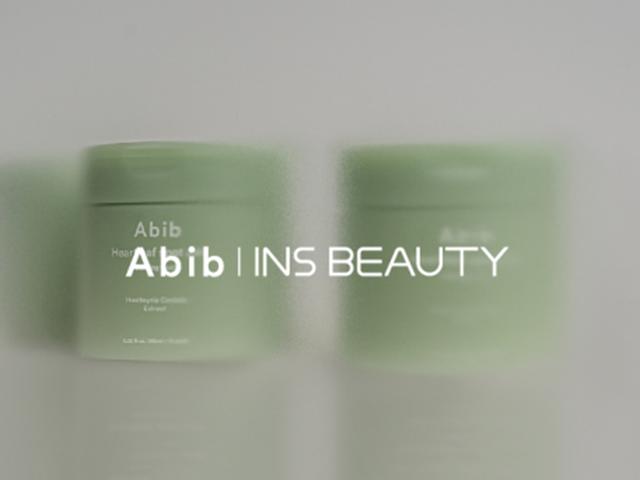 INS BEAUTY 纯净美妆新势力!护肤品牌Abib阿彼芙