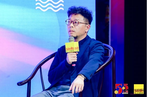 """""""黄浦商圈焕新升级未来规划论..."""