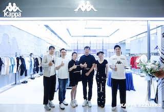 Kappa中国首家品牌概念店于北京三里屯盛大开业