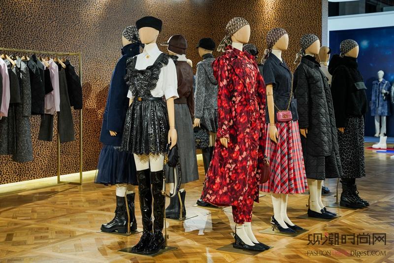迪奥二零二一秋冬成衣系列