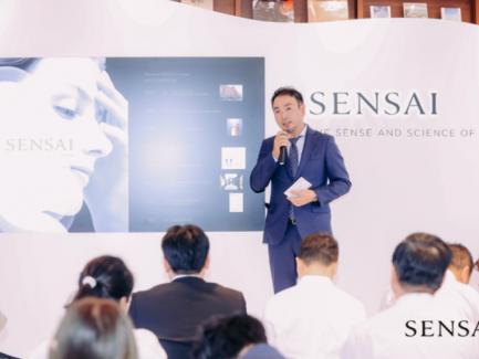 SENSAI品牌在中国正式上市