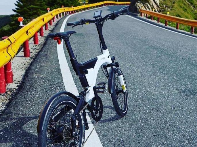 如日方升丨BESV中国首家e-bike专营体验店登陆上海,引领骑行新体验!