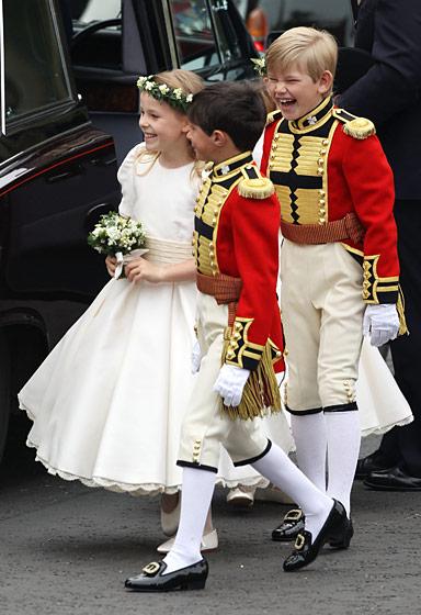威廉王子与kate的王室婚礼