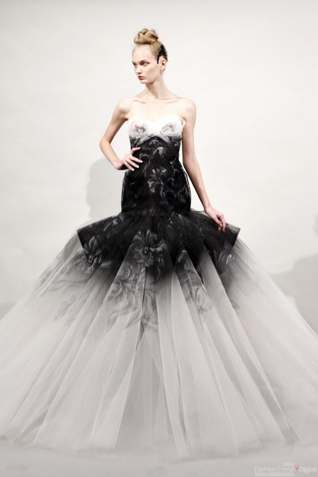世界上最漂亮的婚纱设计图