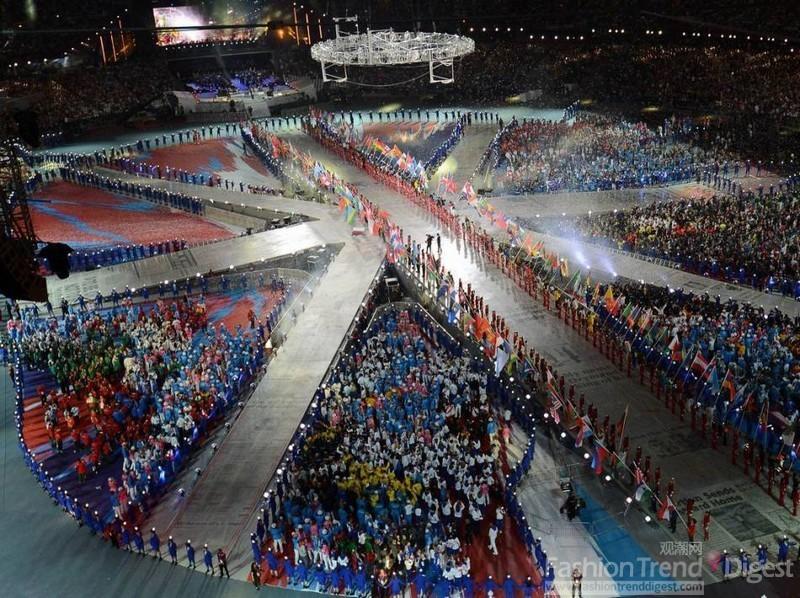 观伦敦奥运会闭幕式有感 - 一帘竹影 - 一帘竹影