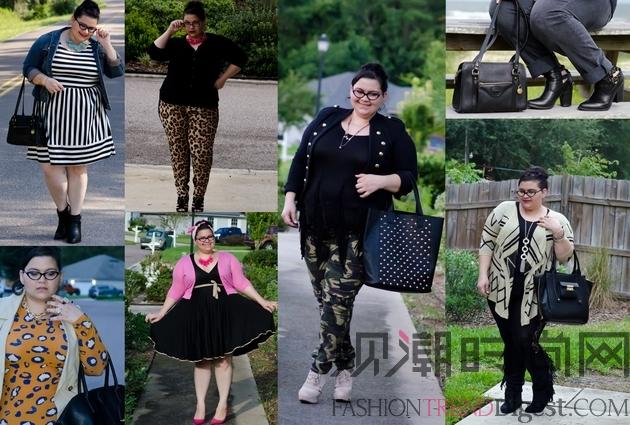 来自全球的大码女性博客