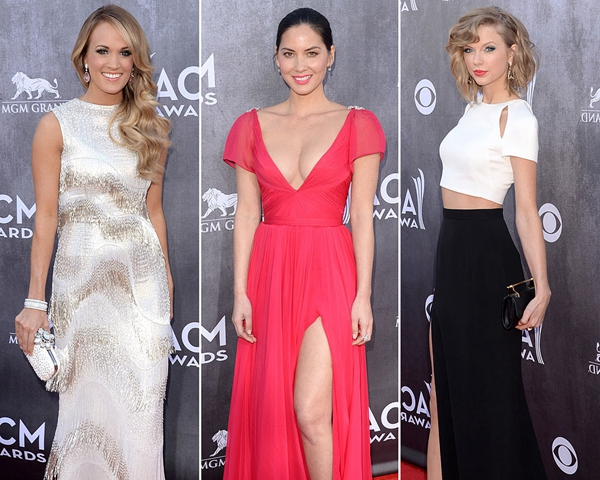 2014����������֣�ACM Awards���佱��̺Ů����������