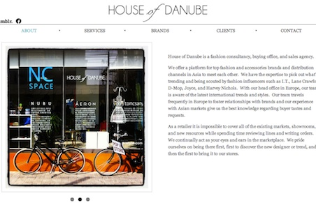 �����뿴ŷ��Showroom��House of Danube