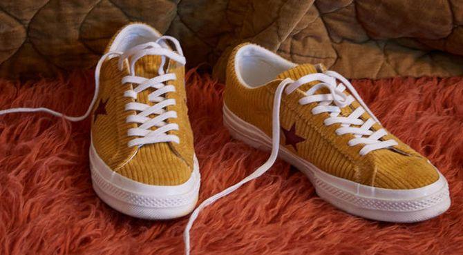 在格纹西装和Daddy Shoes之后 该是灯芯绒流行回来的时候了!