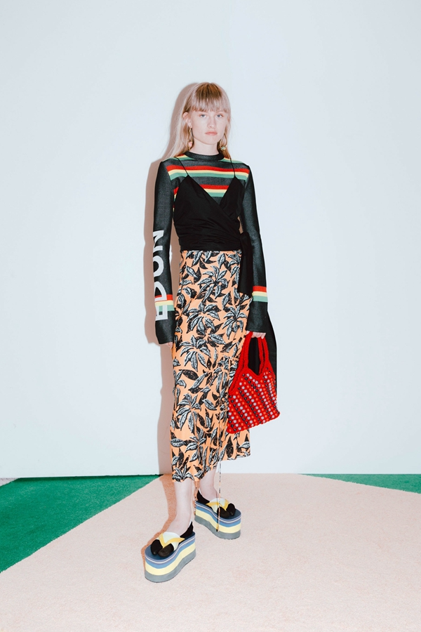 Edun 2018早春系列LookBook