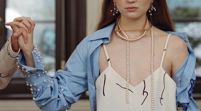 如果你总是觉得珍珠不够时髦 那一定是因为你没有follow到这些